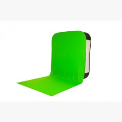 LL LB8881. Hilite Bottletop With Train Chromakey Green 1.8 x 2.15m