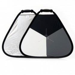 LL LR3658. Tribalance 75cm Grey/White/Black/Silver