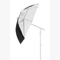 LL LU4537F. Umbrella All In One 99cm Silver/White