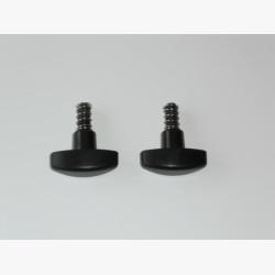 LL RA2403. Set Of Thumb Screws For Titlhead (x2)