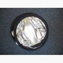 LL RA3496. Silver/white Reflector Panel